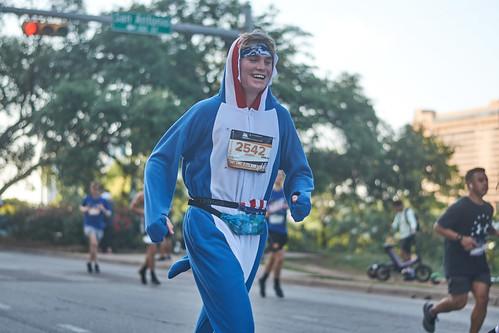 Austin Marathon - Half 2021
