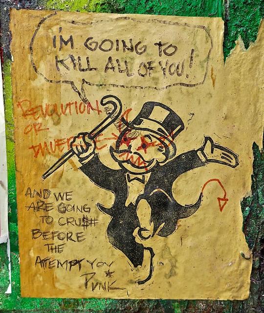 Monopoly Man, San Francisco, CA