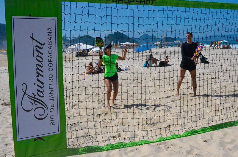 Rei e Rainha Fairmont de Beach Tennis 2020