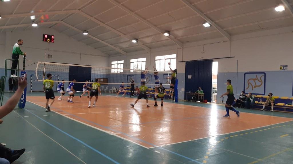 CV Arahal vs Costa del Voley Semifinal 2021