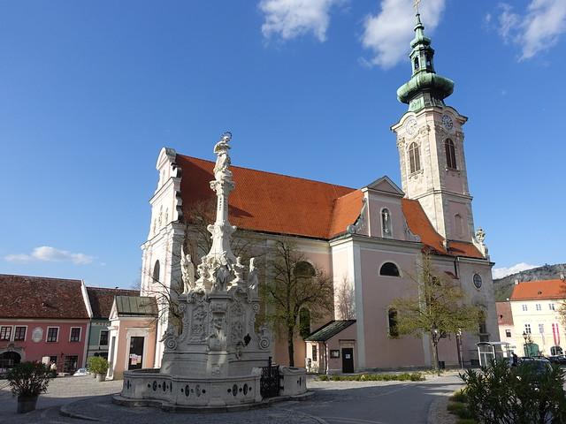 Pfarrkirche Hainburg