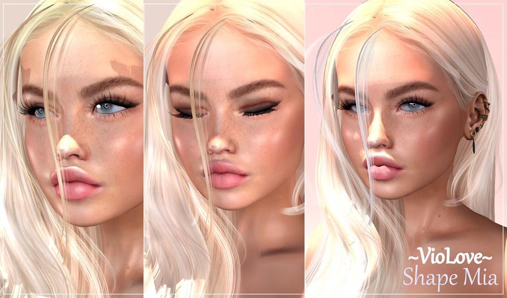 ~VioLove~ ♥ Shape Mia ♥