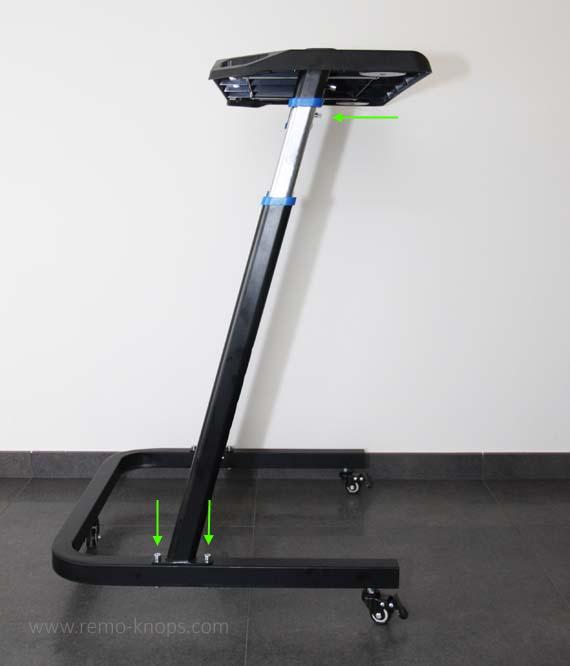 Lifeline Indoor Trainer Desk - Tacx Neo Companion 8633 -rev01