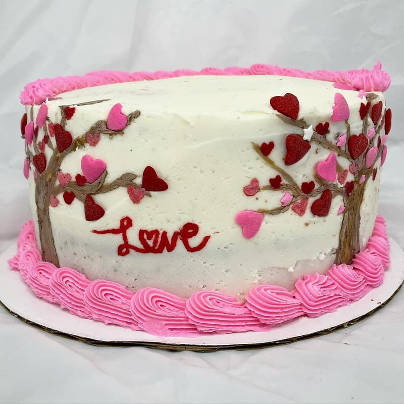 Cake by Baked at Bees
