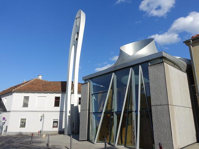 Martin-Luther-Kirche in Hainburg