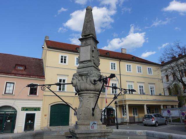 Haydn-Brunnen