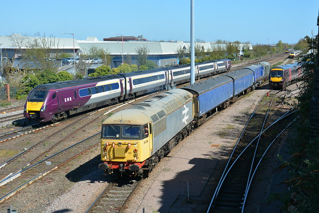 56098 and 222014 Leicester 22/04/2021
