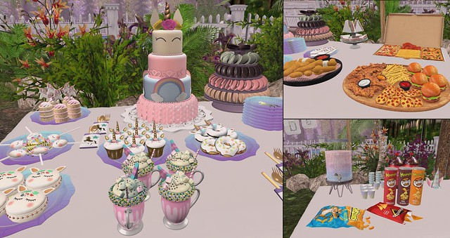 Unicorn Party for the SweetPea!