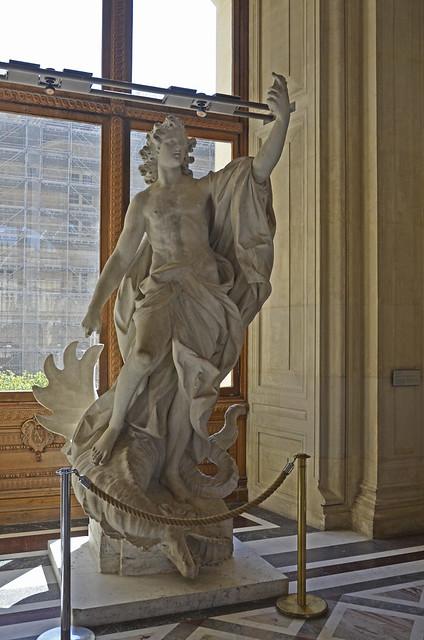 2020.08.06.162 PARIS - Musée du LOUVRE - Galerie Michel Ange