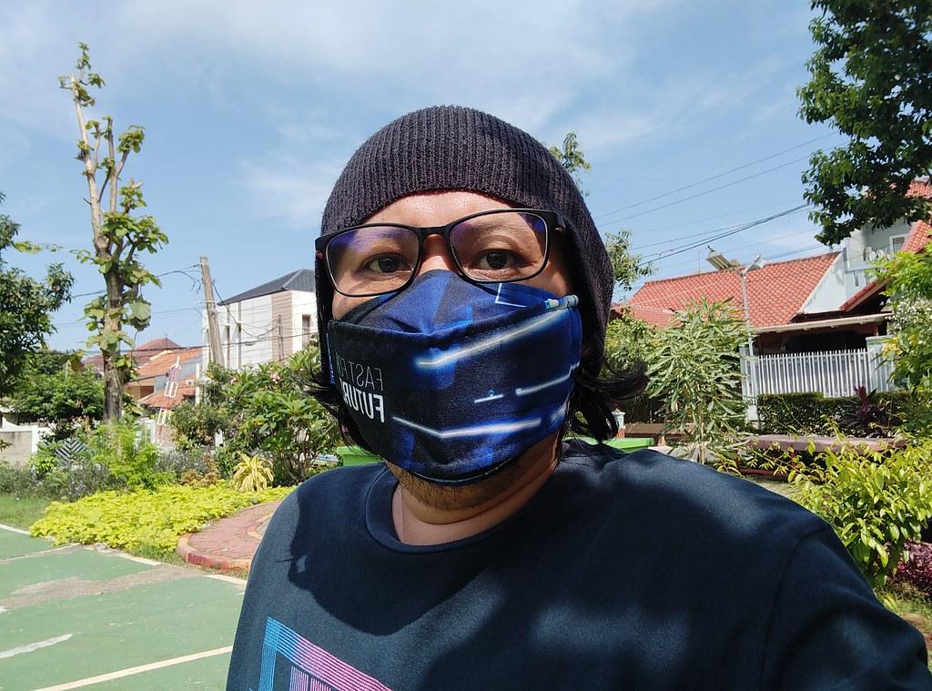 Selfie Redmi Note 10 (1)