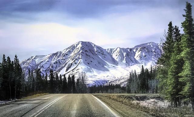 April in Alaska . . (Explored)