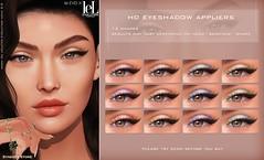 Synergy - Lelutka HD Eyeshadow Applier for EVO/EVO X heads - Dubai♥