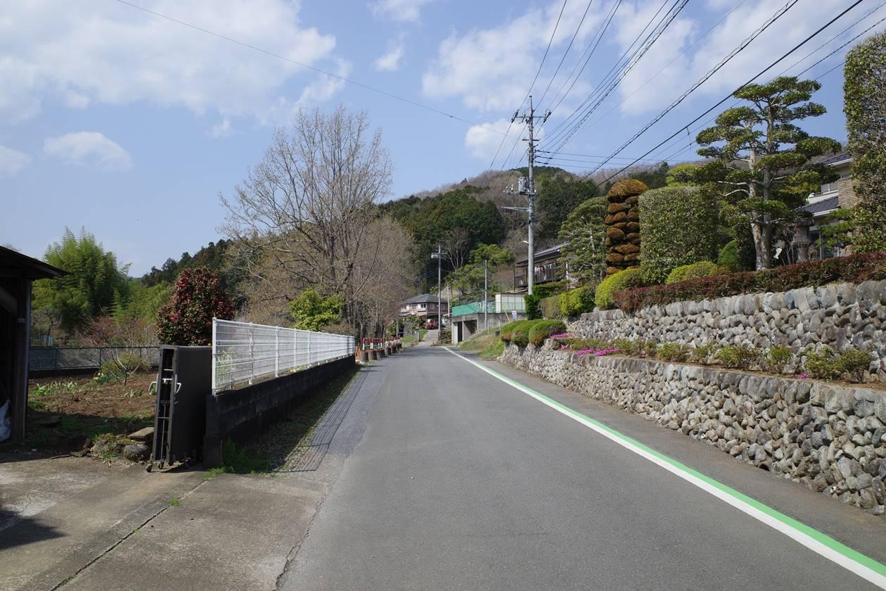 巾着田から日和田山へ