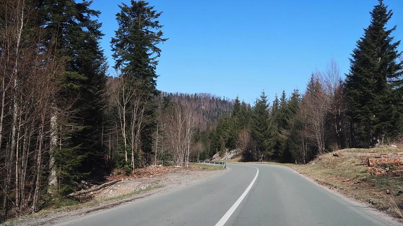 Čabar, Gorski Kotar, CROATIA, April 2021