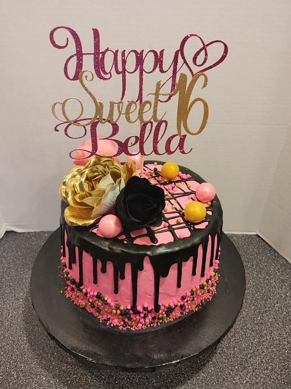 Cake by Tei's Sweet Treats