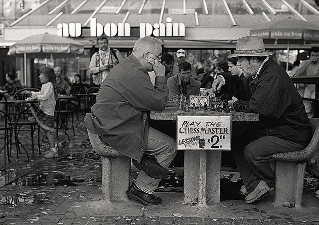 Schach !!