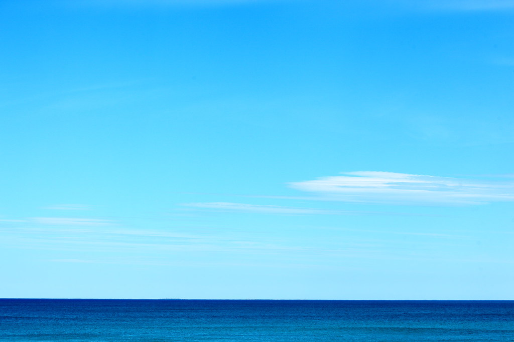 Atlantic Ocean Beach Turquoise Blue Sky 2021