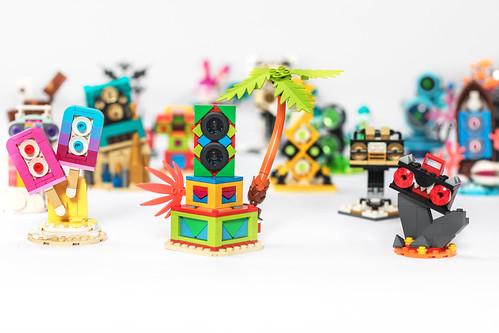 LEGO VIDIYO Protoypes
