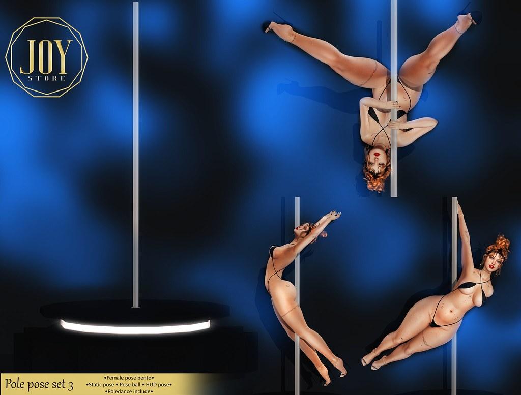 JOY – Pole pose set 3