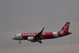 Air Asia A320 F-WWBN msn10415