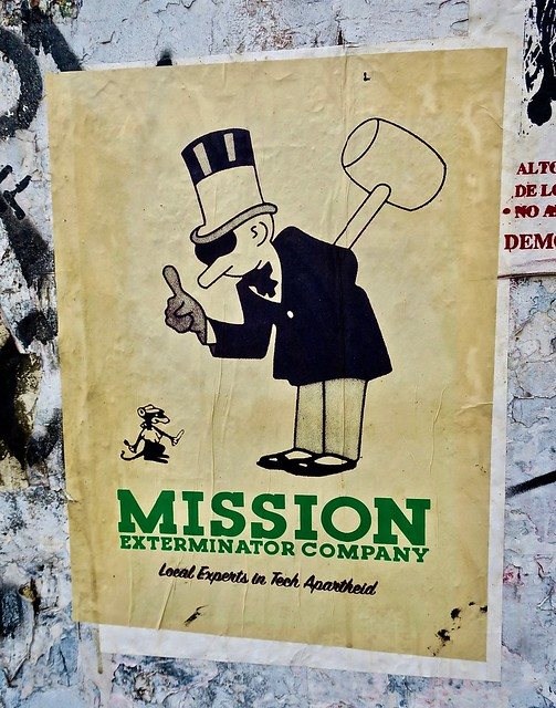 Mission Exterminator Company, San Francisco, CA