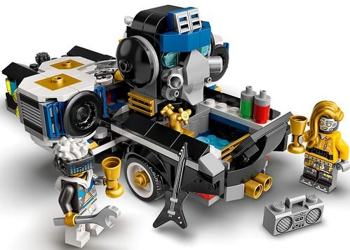 LEGO-Vidiyo-43112-Robo-HipHop-Car-8