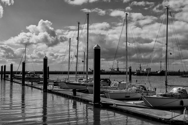 Nassauhafen, Wilhelmshaven