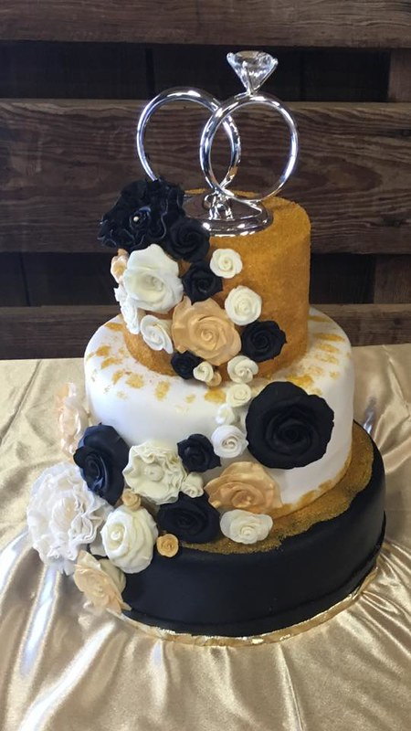 Cake by Mama Sprinkles Cakery
