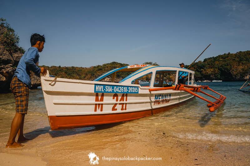 hundred islands boat rental