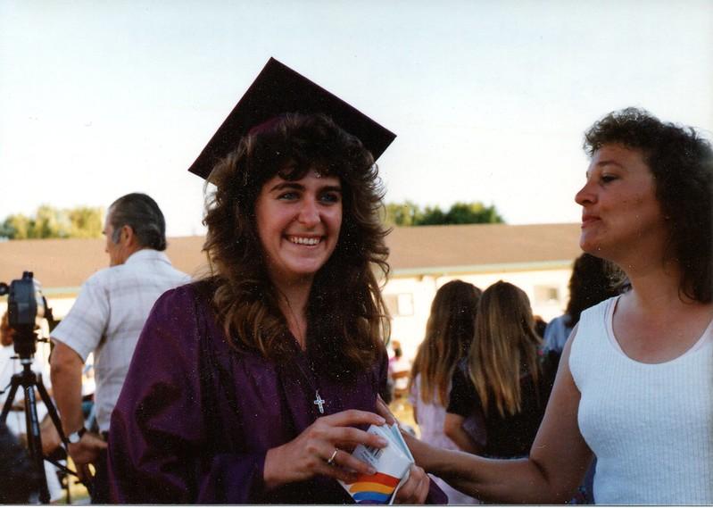 Kelli Standlee Graduation