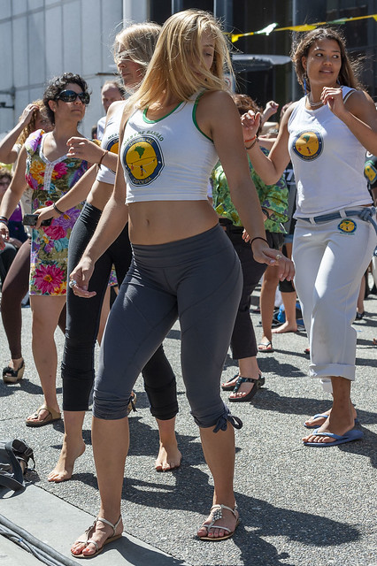 Zumba in Vancouver