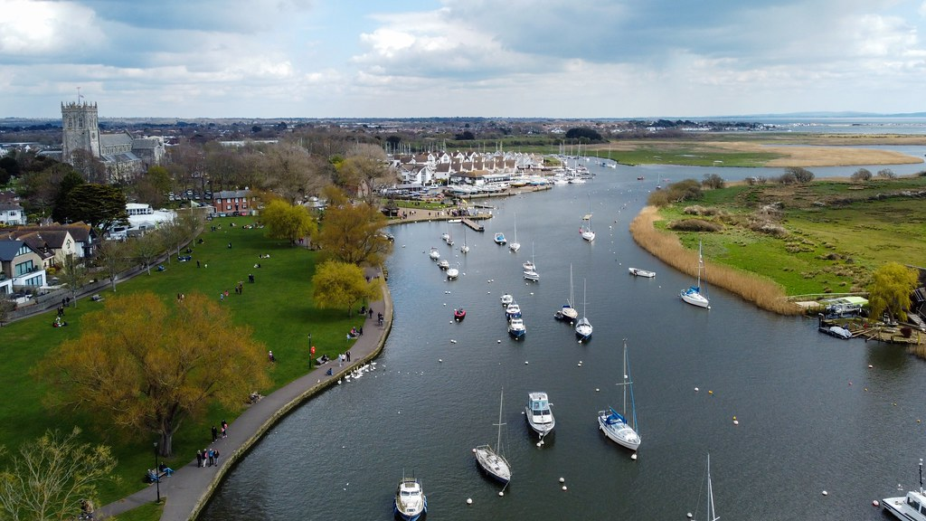 Christchurch River