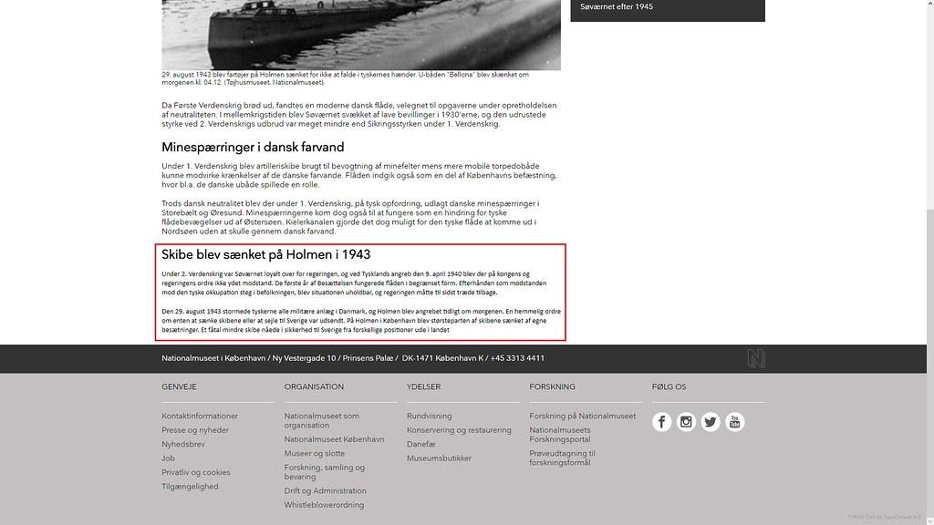 danskene gjorde visst ikke motstand mot tyskerne før i 1943