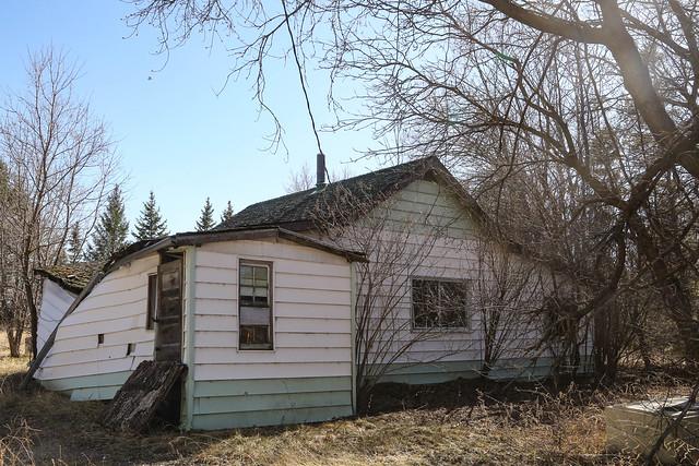 Abandoned Rural House