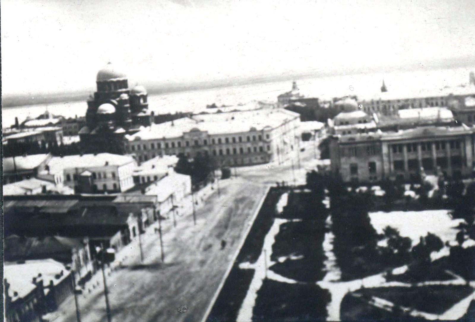 267. 1919. Общий вид Царицына