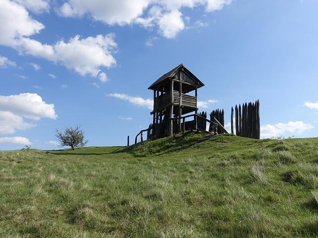 Keltische Siedlung am Braunsberg