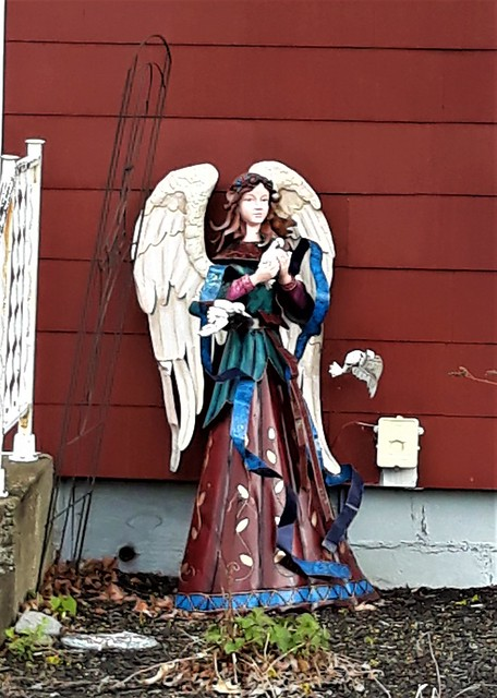 Guardian angel of the house ...