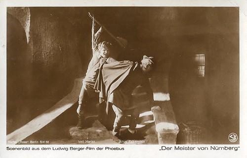 Veit Harlan and Julius Falkenstein in Der Meister von Nürnberg
