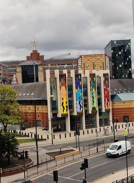 West Yorkshire Playhouse, Leeds.