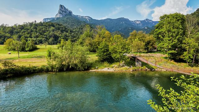 Loška stijena i rijeka Kupa