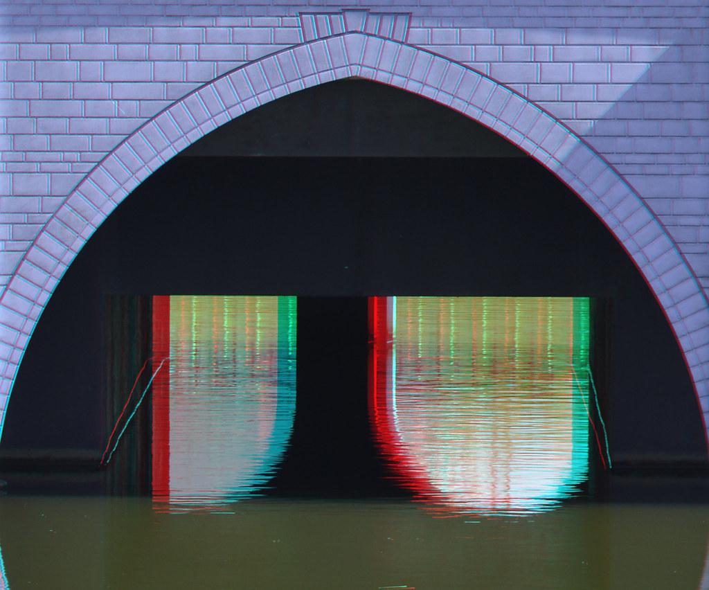 Eurobruggen Spijkenisse 3D