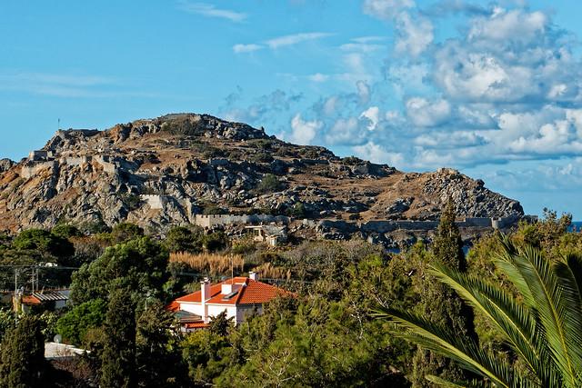 Limnos ( Myrina Castle) Panasonic Lx15