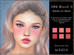 Tville - BBG Blush X
