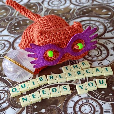 The Quibbler Cat needs you!