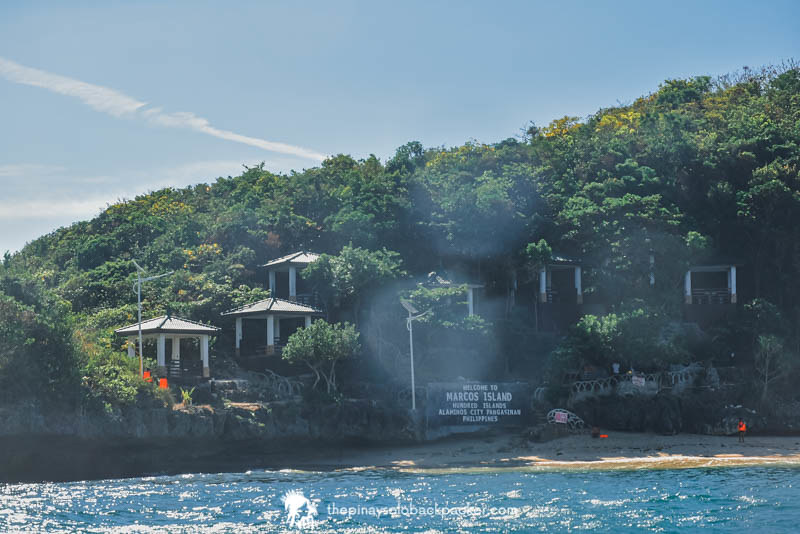 hundred islands resorts