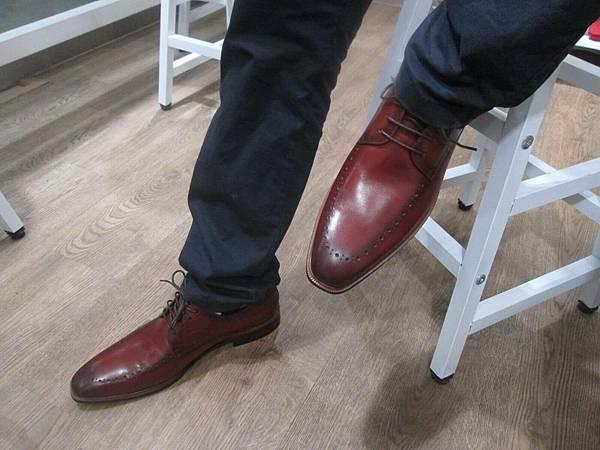 雕花皮鞋推薦