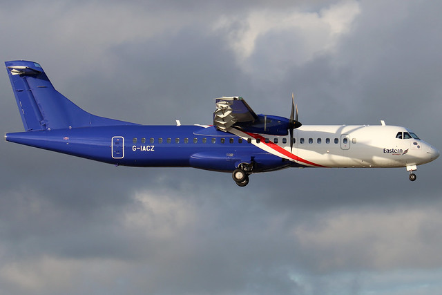 Eastern Airways G-IACZ BHD 04/01/21
