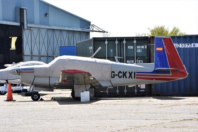 G-CKXI - Mooney M.20E Super 21    North Weald