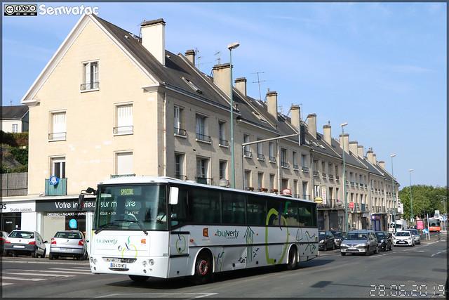 Irisbus Axer – Keolis Bus Verts / Normandie / Les Bus Verts du Calvados n°4641