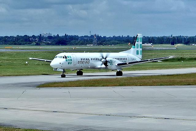 G-JEMC   British Aerospace BAe ATP [2032] (Emerald Airways) Birmingham Int'l~G 12/06/2004